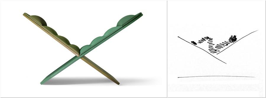 5-Joynout-Daydream-creative-seat-sitting-furniture-design-2017-Assaf-Israel-sketch