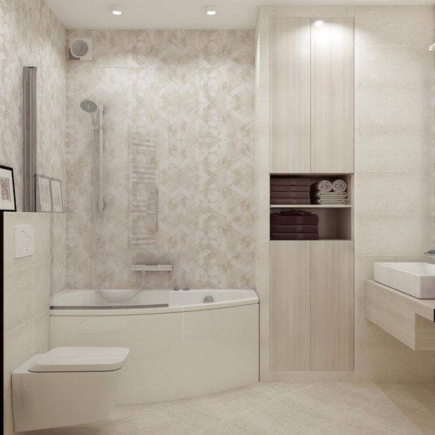8-1-contemporary-style-interior-design-in-white-beige-gray-bathroom-bathtub-suspended-water-closet-wash-basin-cabinet