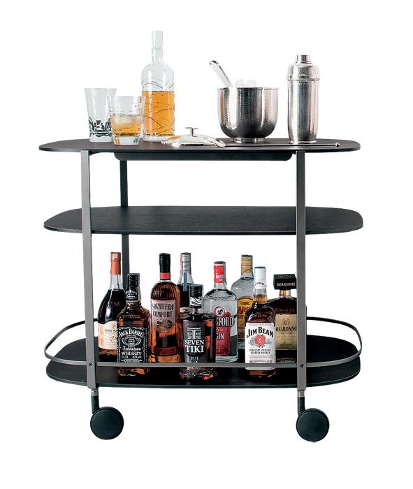 8-serving-trolley-laconic-three-tier-black-Zanotta-designed-by-Anna-Deplano