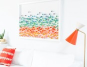DIY: Piece of Wall Art to Dress Up Your Home for Spring