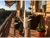 How to Turn a Balcony into a Cozy Nook? Real-Life Example