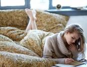 Bedroom Novelties: Private Haystack & Best Eco-Bed Design
