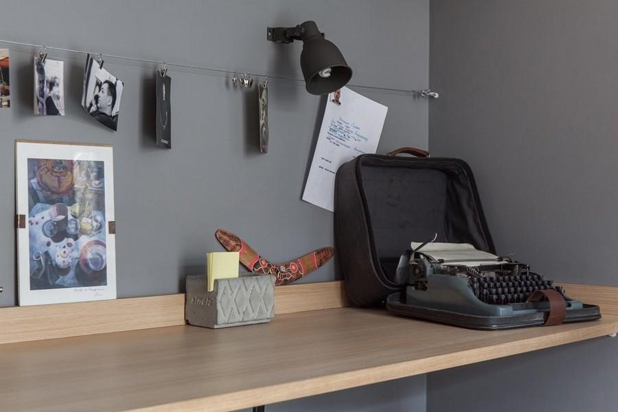 3-3-light-wood-desk-retro-style-typing-machine-vintage-black-track-lights-photos
