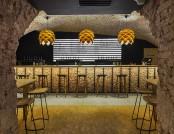 Craft Beer Bar Interior Design Project Receives an International Award
