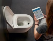 Duravit Launches a Toilet That Analyzes Urine Tests by Itself!