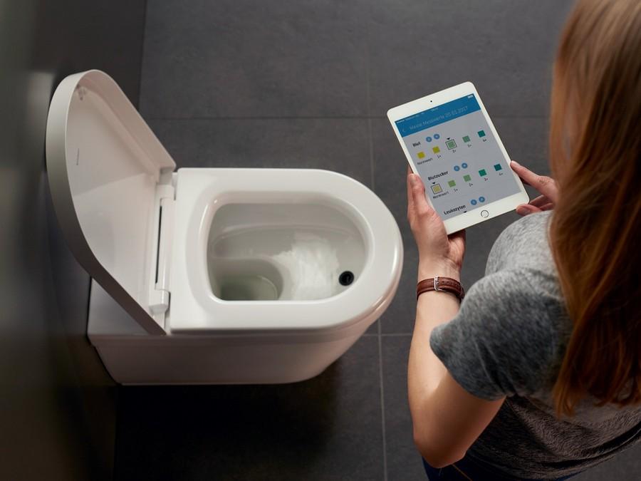 Duravit präsentiert die Toilette der Zukunft