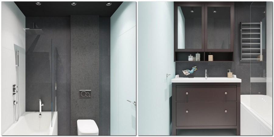 8-loft-style-bathroom-interior-rectabgular-toilet-wash-basin-vanity-unit-bathtub-towel-radiator-mirror-cabinet-white-walls-invisible-door