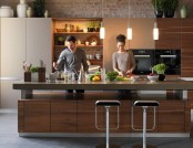 20 Amazing Solid Wood Kitchens