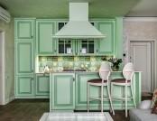 Super-Cozy Kitchen Interior in the Mediterranean Style