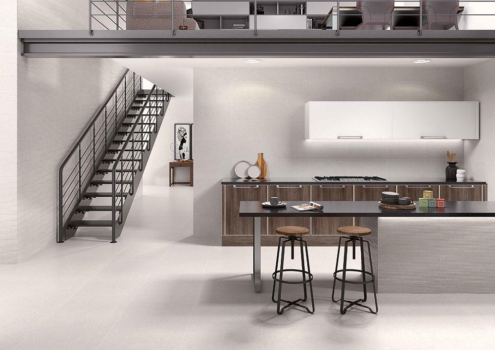 1-1-ceramic-tiles-in-kitchen-interior-design-white-island-loft-floor-Azulev-brand-collection-2017