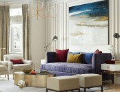 Award-Winning Project of Apartment Interior in Modern Classical Style