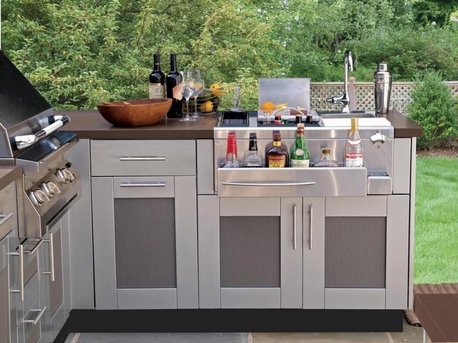 1-outdoor-summer-kitchen-interior-design-ideas-sink-ice-bottle-cooler-oven-gray-cabinets-set-brown-worktop-countertop