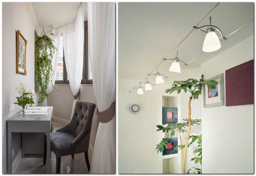 2-2-track-lights-balcony-interior-design-work-area-desk-gray-chair-picture-curtains-palm