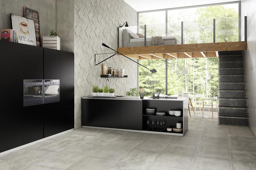 2-9-ceramic-tiles-in-kitchen-interior-design-loft-Apavisa-brand-collection-2017