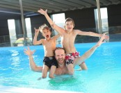 Outdoor Pools: 5 Reasons to Take the Plunge