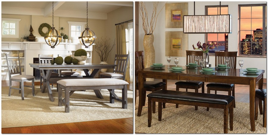 2-dining-room-zone-area-interior-design-wooden-table-chairs-bench-beige-and-gray