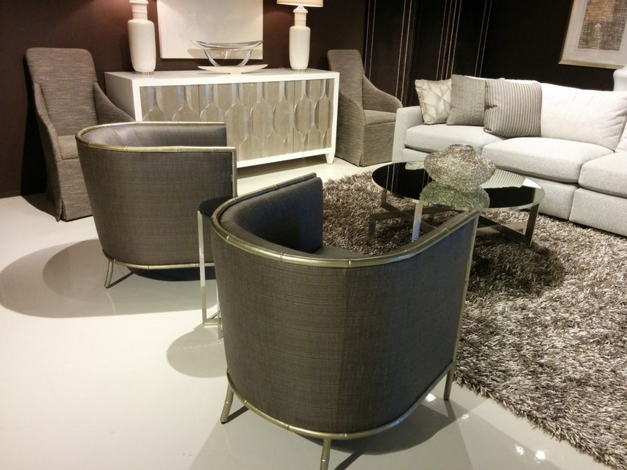3-3-American-style-furniture-collection-2017-in-interior-design-High-Point-Market-Fair-Spring-2017-living-room-set-suite-beige-sofa-shaggy-carpet-rug-rounded-arm-chairs-coffee-table-console-lamps