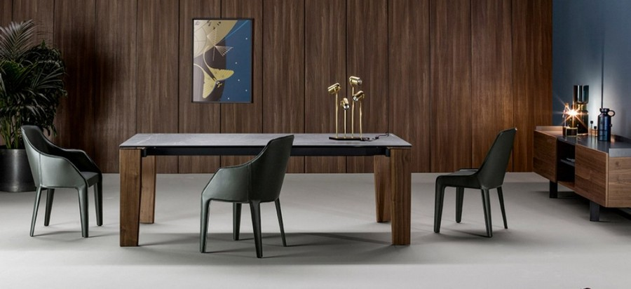 3-3-Bonaldo-new-collection-of-contemporary-style-furniture-at-Salone-de-Mobile-Exhibition-Milan-2017-wooden-dining-table-chairs-set-interior-design