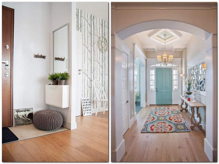 4-parquet-boards-parquetry-floor-covering-in-hallway-interior-design-entry-rug-mat-classical-style-ottoman-console-table-mirrored-wall-decor