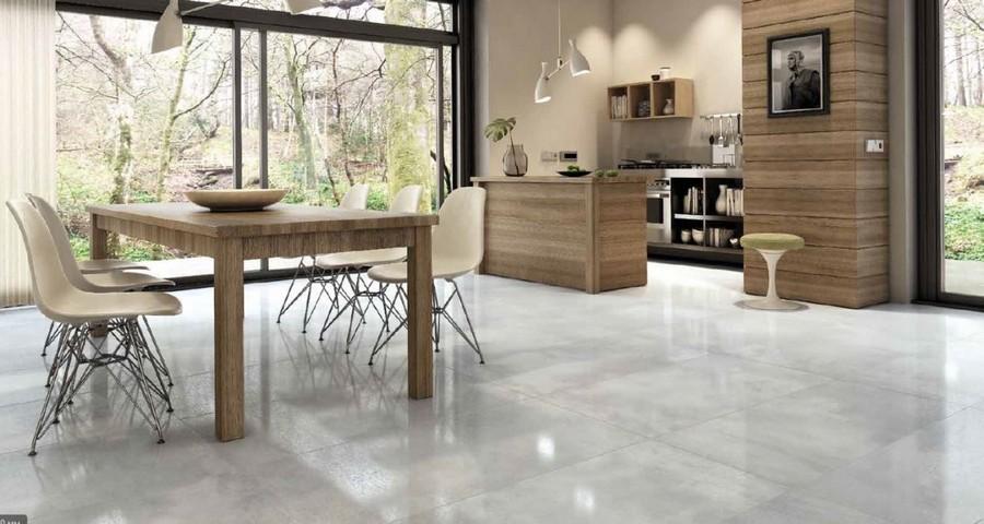 5-1-ceramic-tiles-polished-glossy-floor-ceramic-granite-gray-light-in-kitchen-interior-design-Todagres-brand-collection-2017