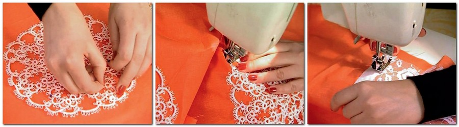 5-sewing-tatting-tatted-napkin-serviette-to-fabric-machine-DIY-idea