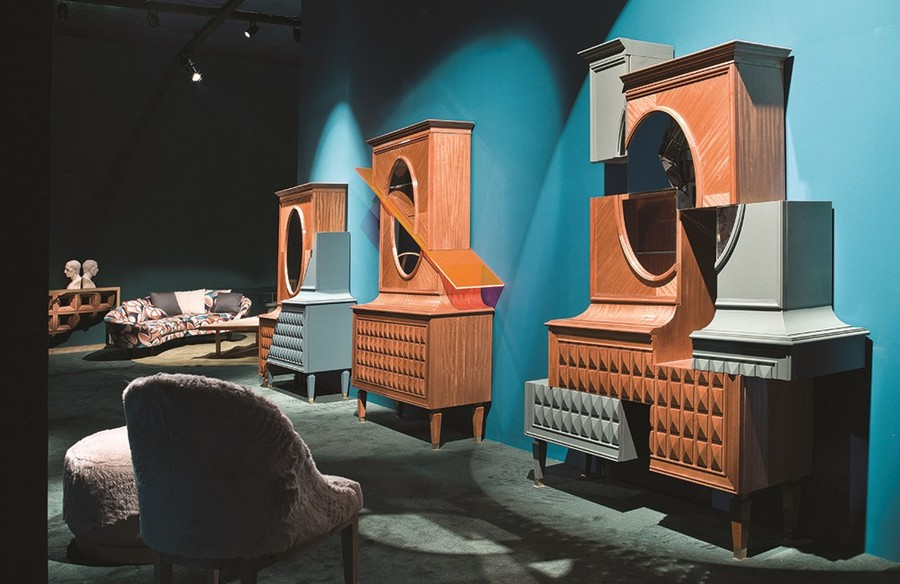 6-1-Fratelli-Boffi-new-collection-of-contemporary-style-furniture-at-Salone-de-Mobile-Exhibition-Milan-2017-creative-geometrical-bi-color-wooden-cupboards-asymmetrical-creative-design