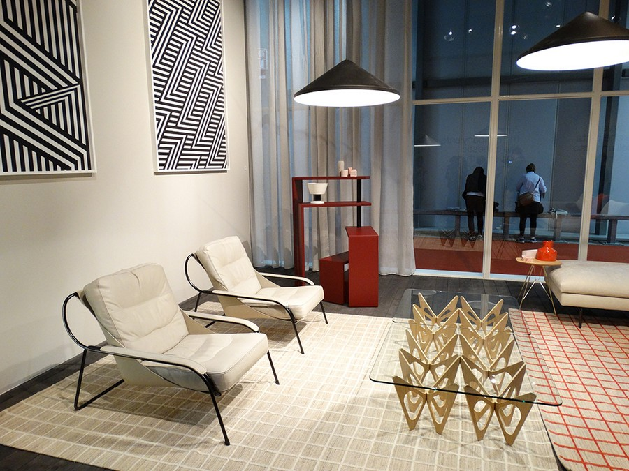 6-4-Zanotta-new-collection-of-contemporary-style-furniture-at-Salone-de-Mobile-Exhibition-Milan-2017-arm-chairs-rug-coffee-table