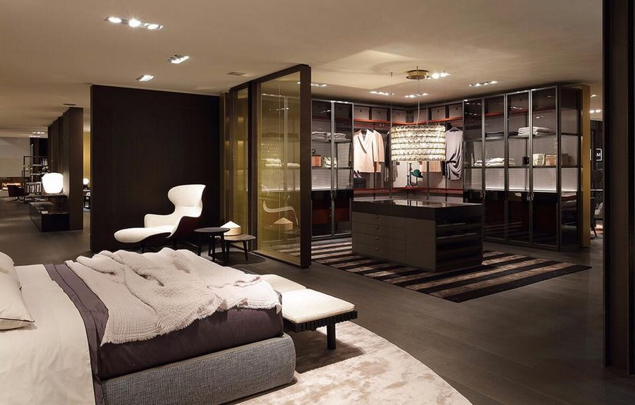 7-1-Poliform-new-collection-of-contemporary-style-furniture-at-Salone-de-Mobile-Exhibition-Milan-2017-walk-in-closet-system-bedroom-rug