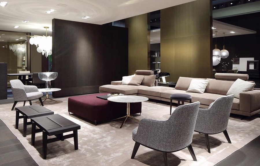 7-7-Poliform-new-collection-of-contemporary-style-furniture-at-Salone-de-Mobile-Exhibition-Milan-2017-living-room-interior-design-sofas-coffee-tables-arm-chairs-lounge-TV-set-home-library-bookshelves