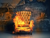 Scientists Say 85% of Upholstered Furniture Has Health Hazards