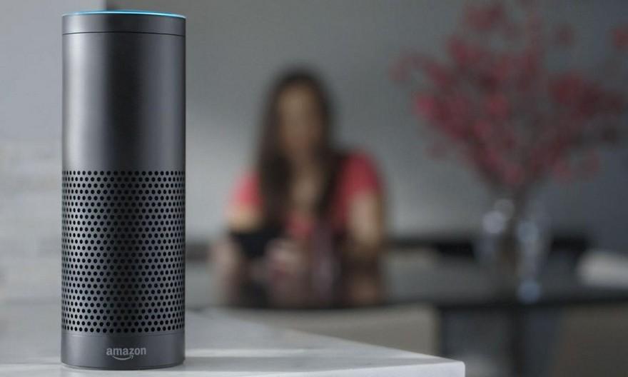 1-1-Amazon-Echo-smart-speaker-smart-home-device-sound-gadget-black-cylindric-shaped