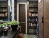 Contemporary-Style Apartment Designed with Much Love for Wood