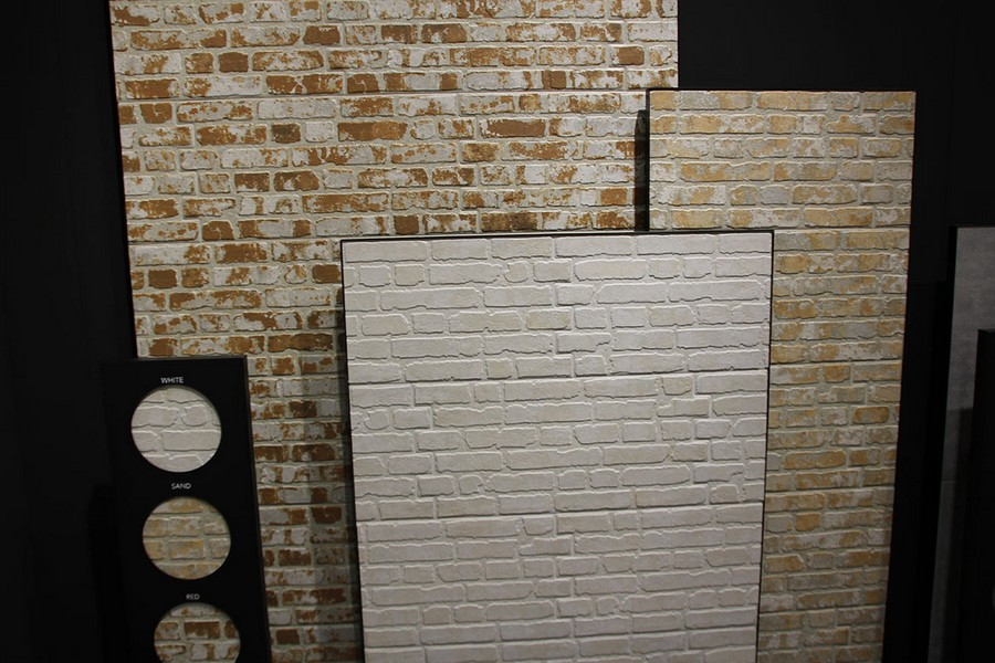 10-6-ceramic-tiles-in-interior-design-Zirconio-brand-collection-2017-faux-brick-wall-tiles-samples-brown-white