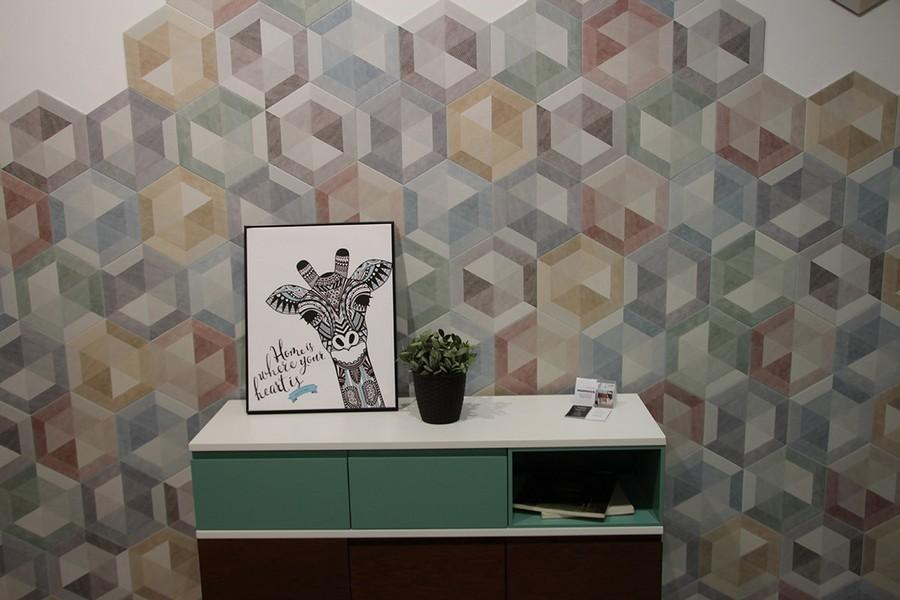 13-2-ceramic-tiles-in-interior-design-Azteca-brand-collection-2017-hexagonal-aged-vintage-pastel-wall-tiles-blue-gray-green-beige