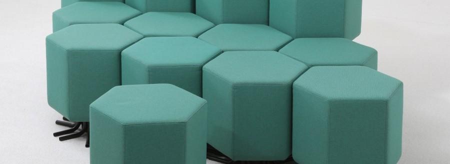 2-7-lift-bit-Italy-Vitra-Carlo-Ratti-design-modular-smart-seat-sofa-remote-digitally-transformable-controlled-furniture-upholstered-hexagonal-geometric