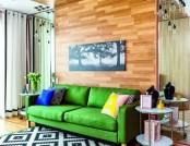 Wooden Ceiling Décor: 20 Unhackneyed Ideas (Part 1)