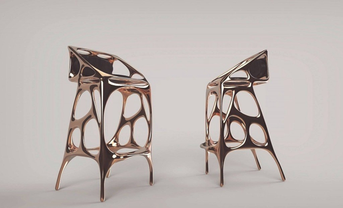3-2-3D-printed-furniture-made-on-3D-printer-bronze-metal-cast-by-Ventury-Paris-France-French-design-bar-stools