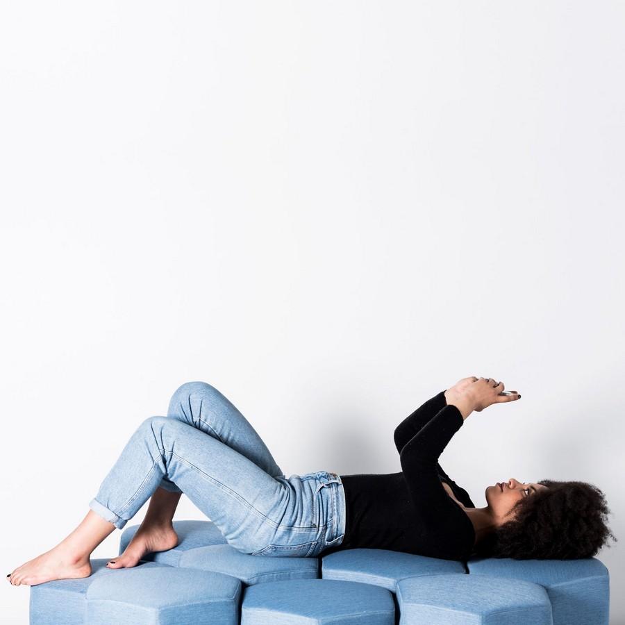 3-2-lift-bit-Italy-Vitra-Carlo-Ratti-design-modular-smart-seat-sofa-remote-digitally-transformable-controlled-furniture-upholstered-hexagonal-geometric