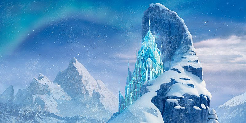 3-2-white-blue-wall-covering-for-kid's-girl's-room-bedroom-inspired-by-Frozen-cartoon-movie-film-princess-Elsa's-ice-castle-wall-mural-wallpaper-fresco-winter
