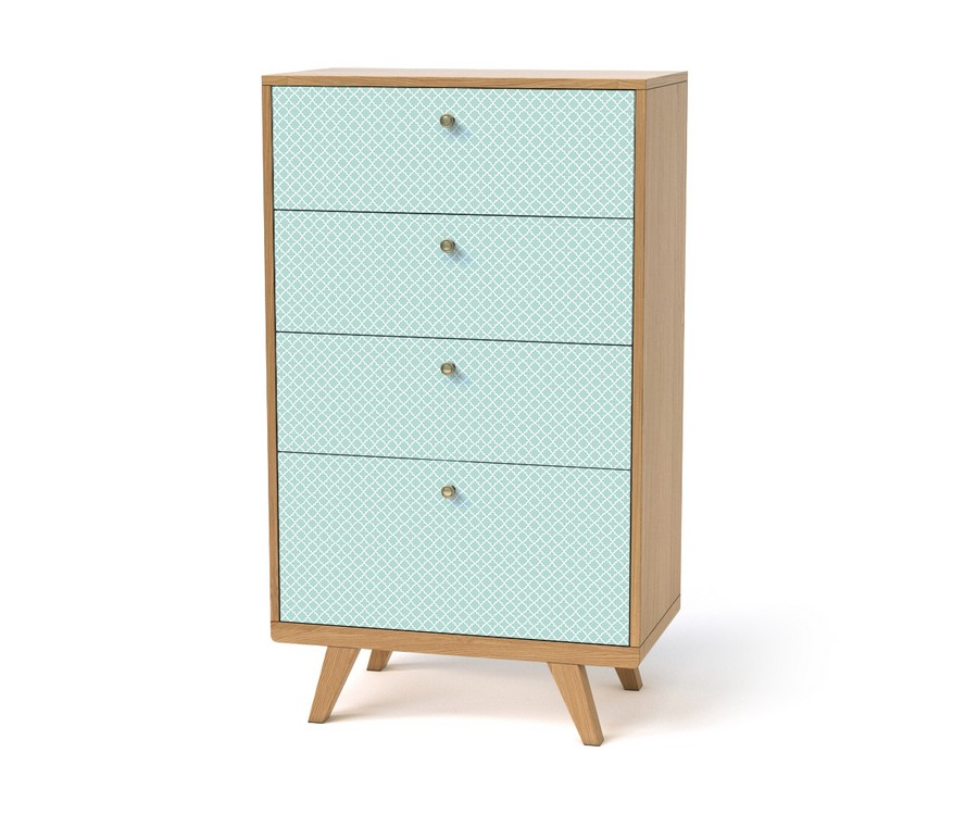 3-3-Thimon-blue-chest-of-drawers-light-wood-4-drawers-tall-delicate-pastel-pattern