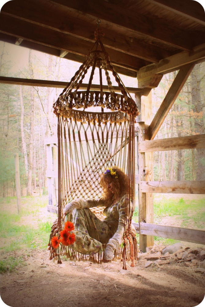 3-4-beautiful-garden-swing-wicker-girl-sitting-shabby-chic-boho-style
