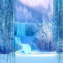 3-4-white-blue-wall-covering-for-kid's-girl's-room-bedroom-inspired-by-Frozen-cartoon-movie-film-princess-Elsa's-ice-kingdom-winter-wall-mural-wallpaper-fresco
