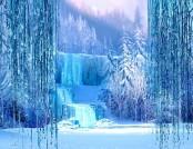 "Dreams Come True: Girl's Bedroom Inspired by the ""Frozen"" Cartoon"