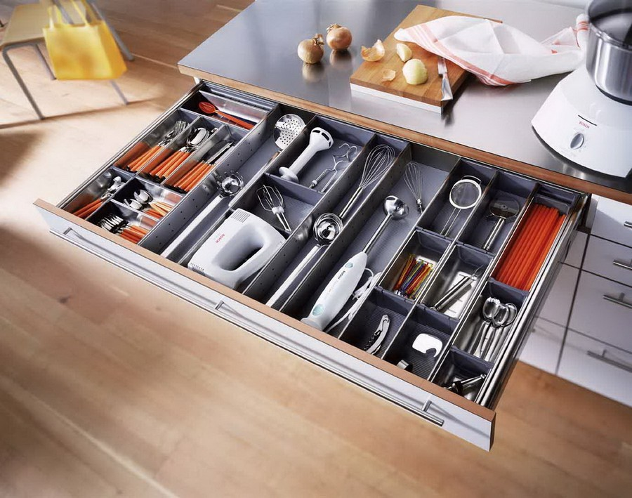 3-kitchen-ware-storage-cookware-cutlery-drawer-shallow-organization-shelf-divider-mixer-blender