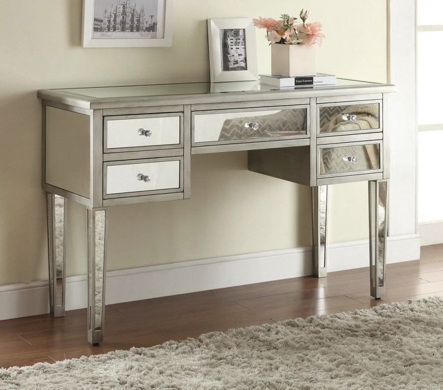 5-dressing-table-console-mirrored-drawers-contemporary-style