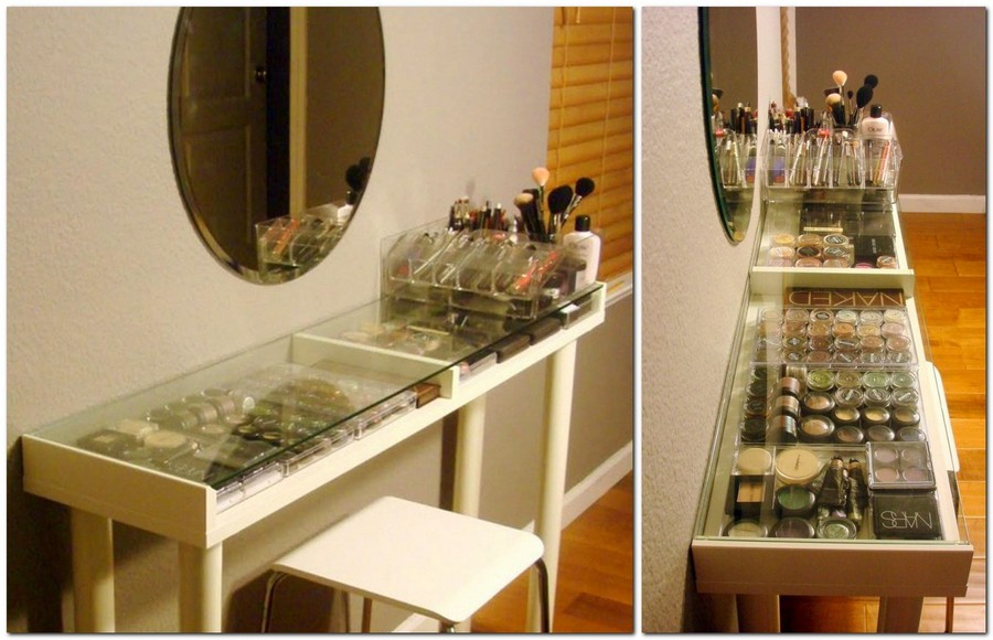 6-dressing-table-with-plastic-covers-dust-protectors-for-cosmetics-make-up-stuff