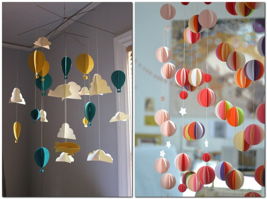 6-handmade-colored-paper-garlands-ideas-home-decor-party-holiday-air-balloons-balls