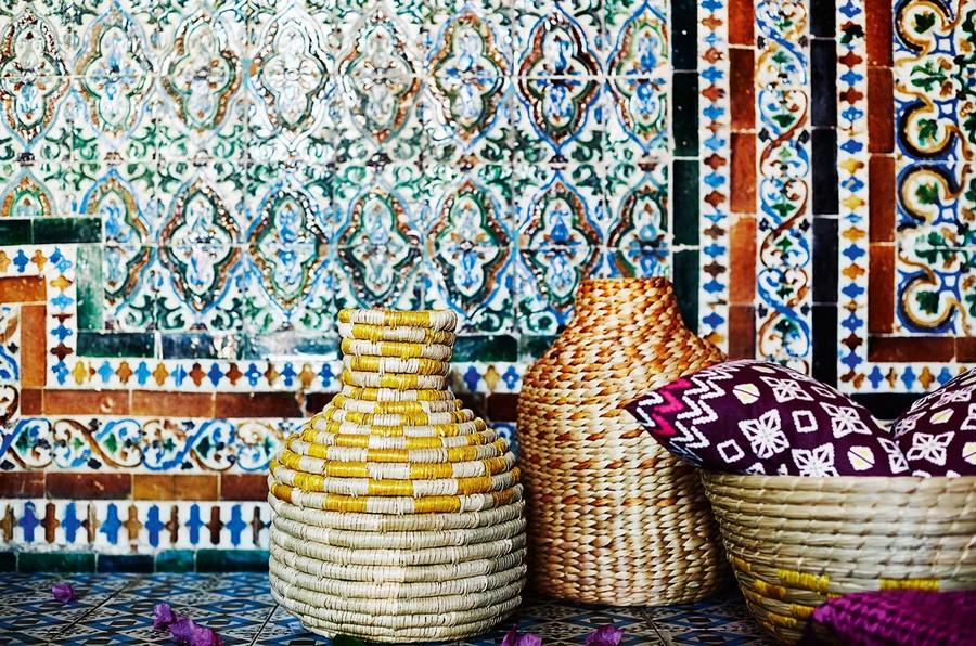 7-decorative-ornamental-JASSA-vases-by-IKEA-ethnic-style-eco-friendly-wicker-sea-grass-woven-designed-by-Iina-Vuorivirta