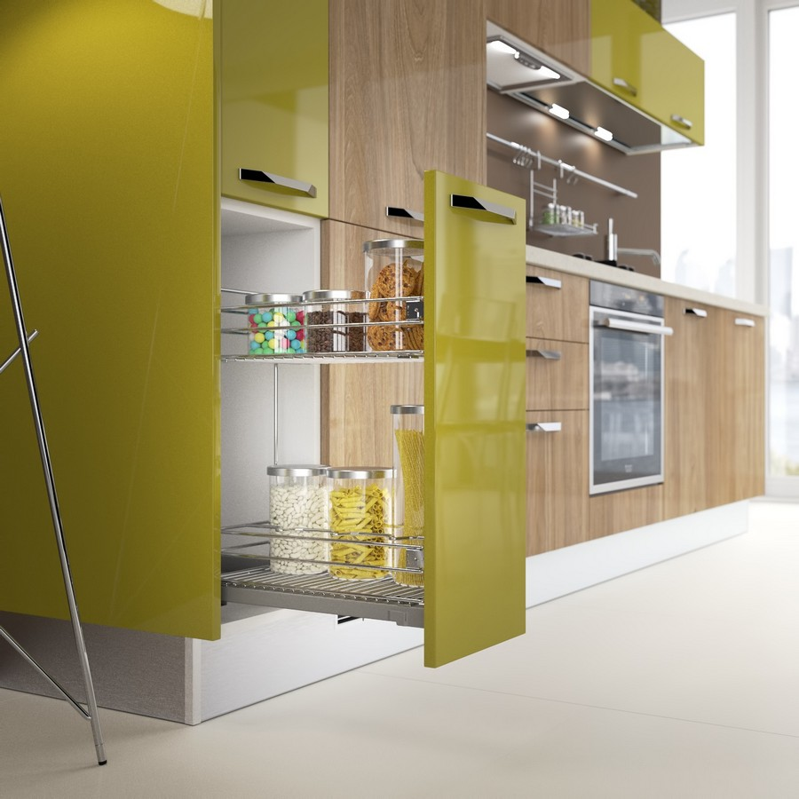8-tal-pull-out-two-level-kitchen-drawer-cabinet-base-mustard-yellow-set-furniture-faux-wood-doors