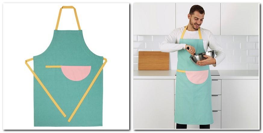 9-2-blue-cotton-kitchen-apron-Uddig-by-IKEA-beautiful-home-textile-decor-accessories-summer-2017